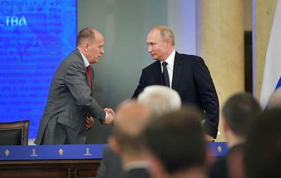 Путин сообщил о миллионах кибератак на Россию во время ЧМ-2018
