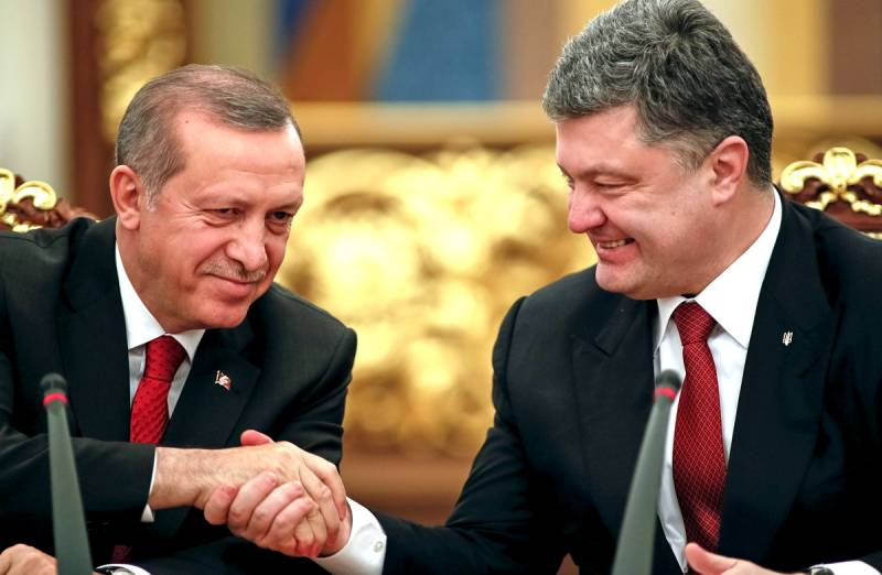 Турция предает Россию. В кот…