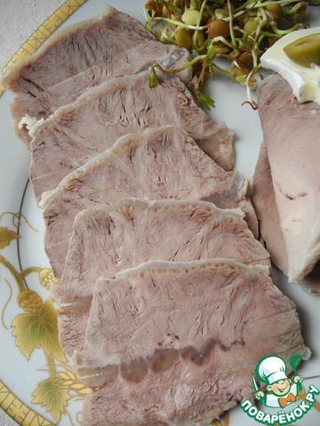 """Мясо в """"термосе"""" - oчень удобный рецепт и вкусный результат"""