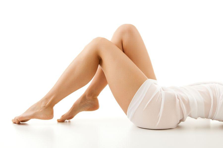 Сексуальные женские ноги
