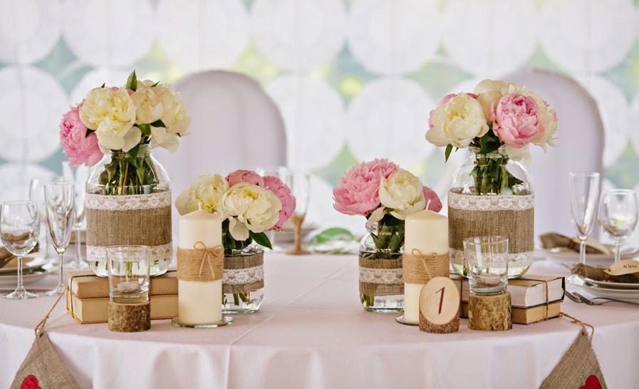 Свадьба в стиле hand made: с…