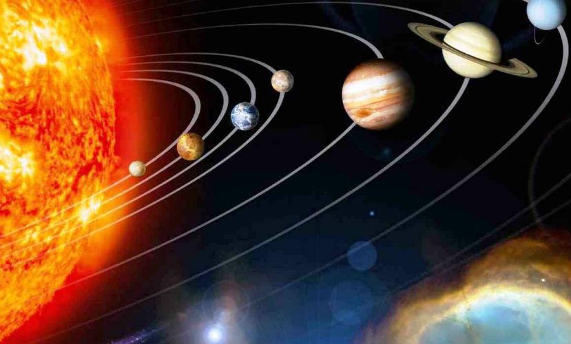 С НГ вас друзья! Парад планет, полное затмение и «поцелуй» Солнца с Меркурием увидят россияне в 2016 году