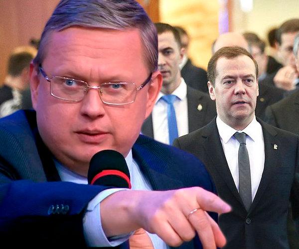 Делягин: правительству Медведева нужно сэкономить деньги на пенсионерах, чтоб еще больше потратить на «реформы»