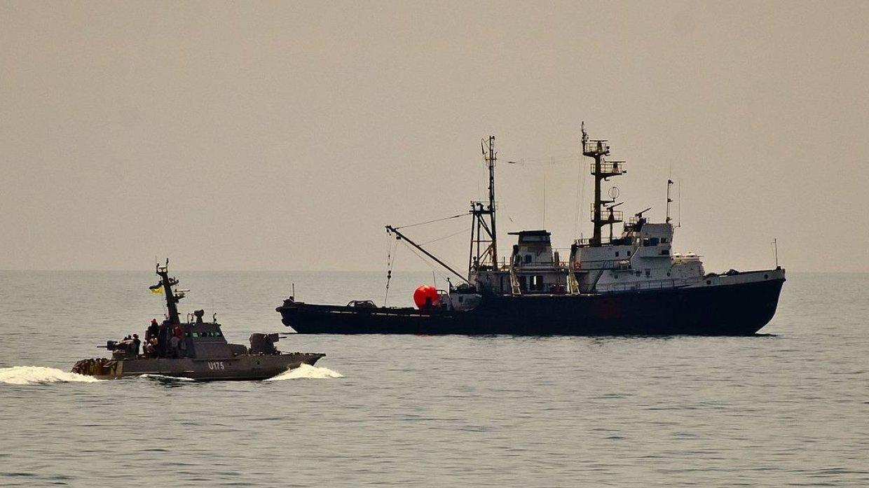 Новые корабли ВМС Украины ок…