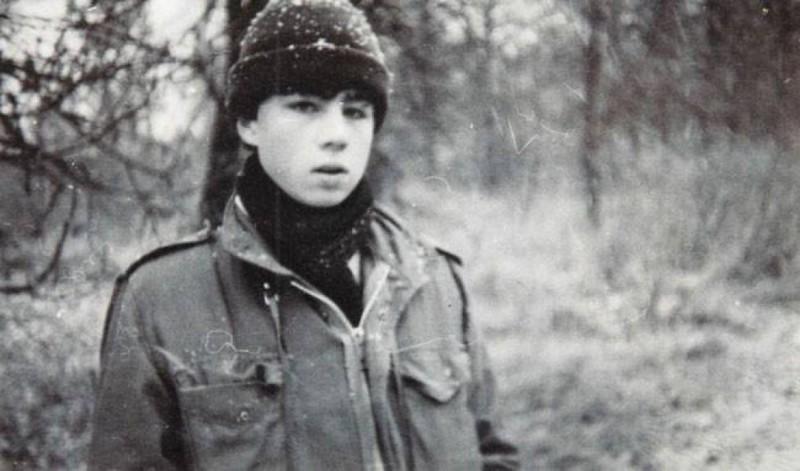 Редкие фотографии российских актеров кино, россия, фото