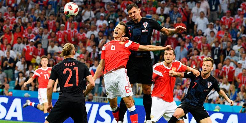 Деян Ловрен: «Россия провела великолепный матч, но мы снова продемонстрировали силу духа»