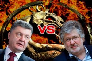 Украина: драка пауков в банке началась