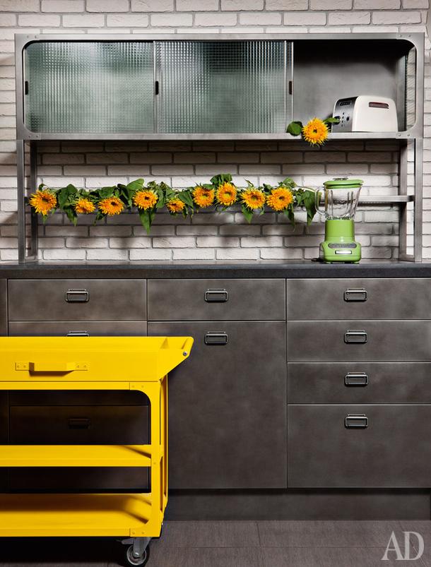 Кухни в цвету