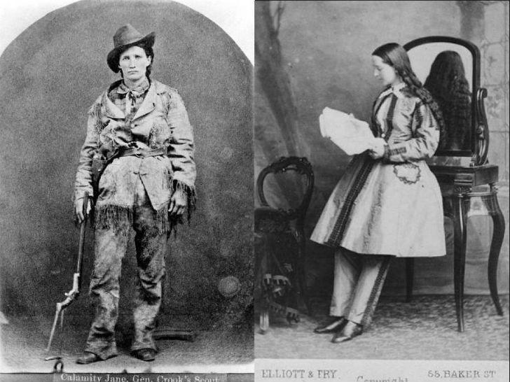 10 женщин легкого поведения, чьи имена прочно засели в истории
