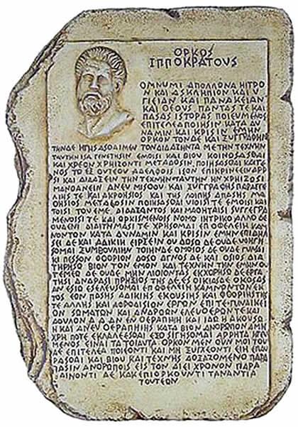 hippocratik oath original