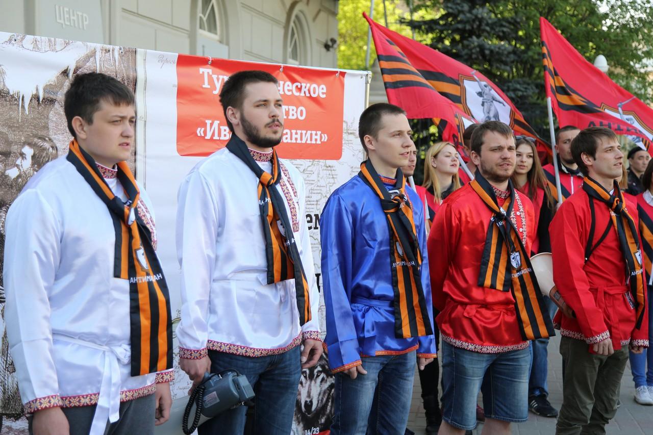 У посольства Польши в Москве сегодня беспокойно