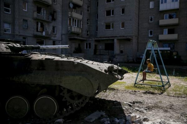 Евросоюз требует от Киева особого статуса для Донбасса