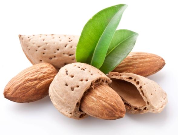 Полезные качества миндального ореха