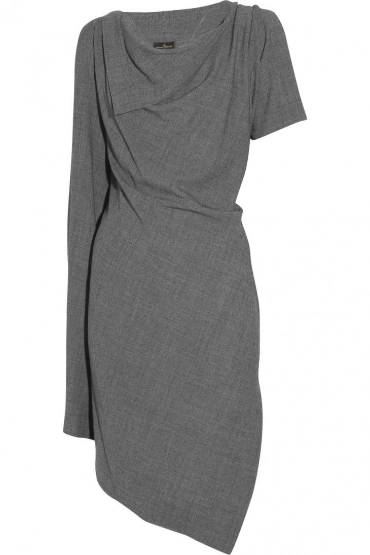 Если Вы выкроили спинку платья футляр