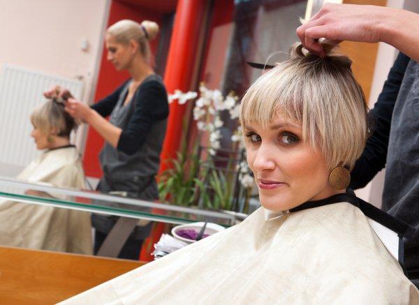 Визит к парикмахеру: правила…