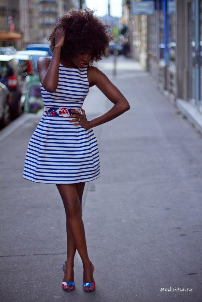 Платье - истинная женственность