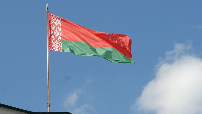 В Белоруссии отреагировали на слова украинского министра о русском языке