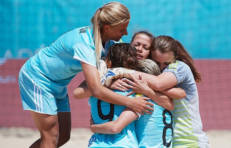 Россиянки стали обладательницами Кубка Европы