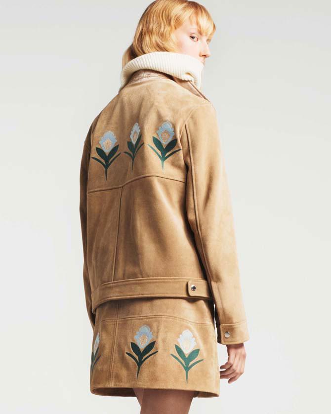 Стильные образы с курткой на весну и осень. Луки по стилям и видам курток