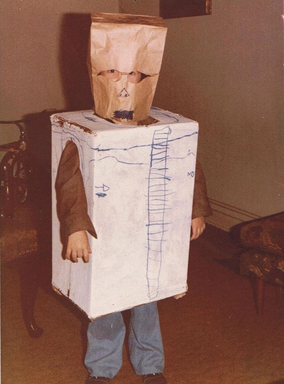 Оригинальный костюм своими руками фото для
