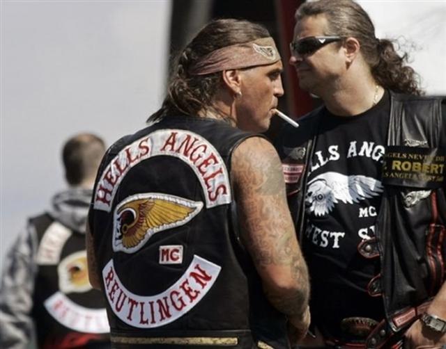 Американский байкер:  новая серьезная  угроза для США