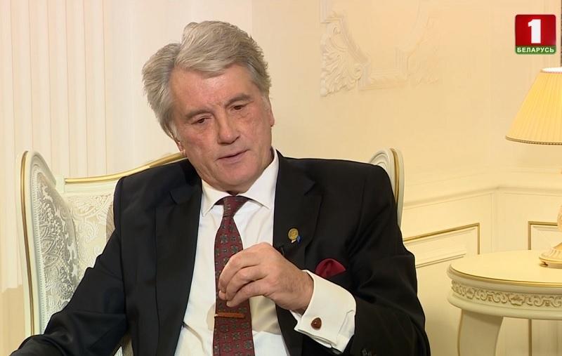 БТ показало большое интервью с Ющенко, в котором он объяснил значение Майдана
