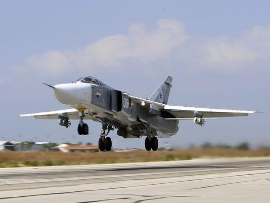 AP SYRIA CROWDED SKIES I SYR