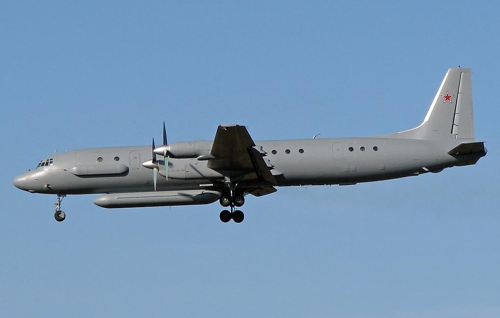Минобороны РФ израильские истребители подставили Ил-20 под удар ПВО Сирии