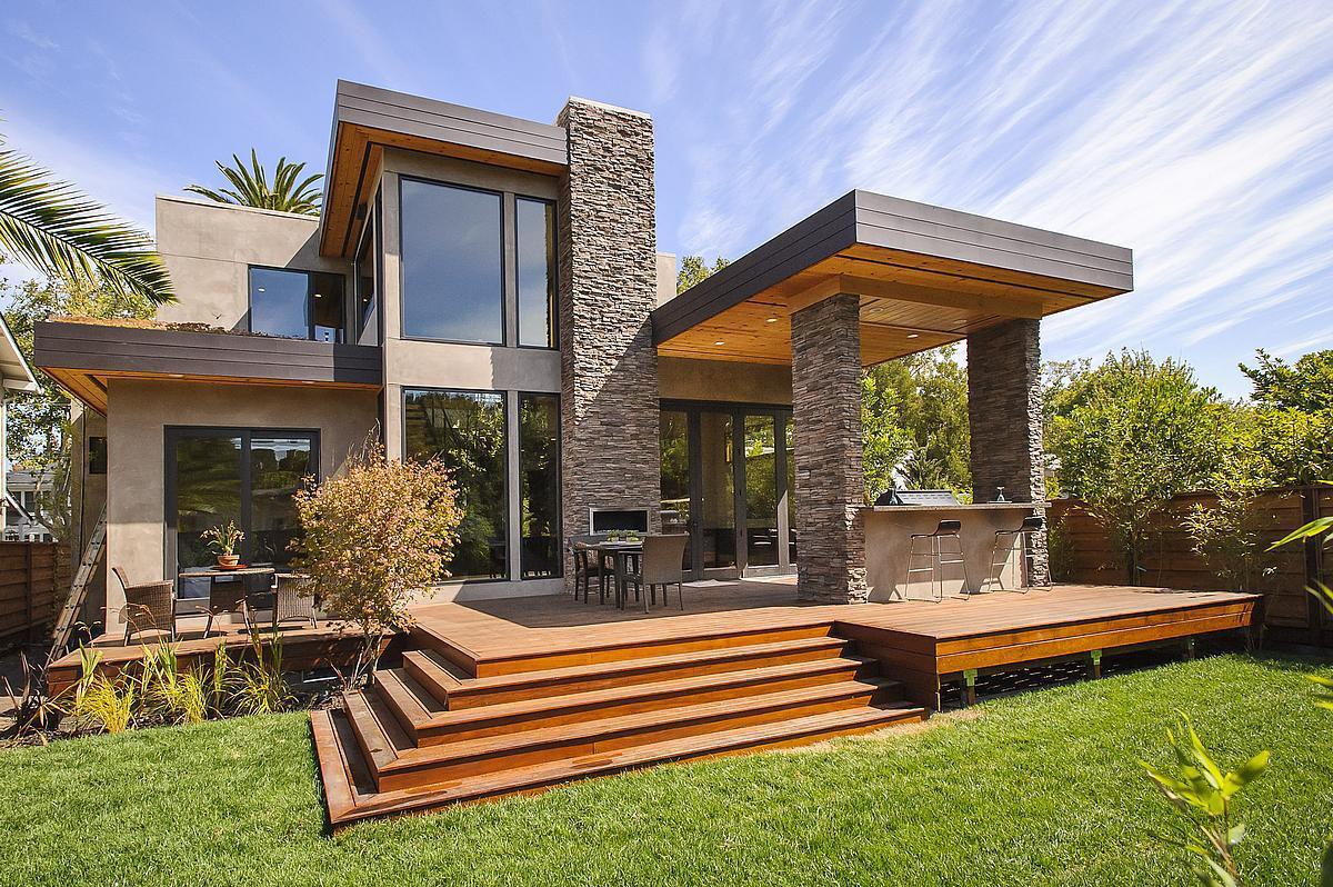 Дизайн постройки дома фото