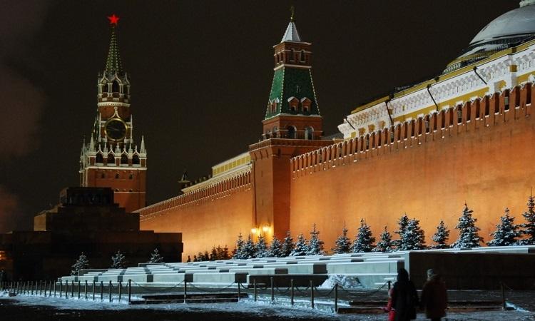 Бога не пустили в Кремль