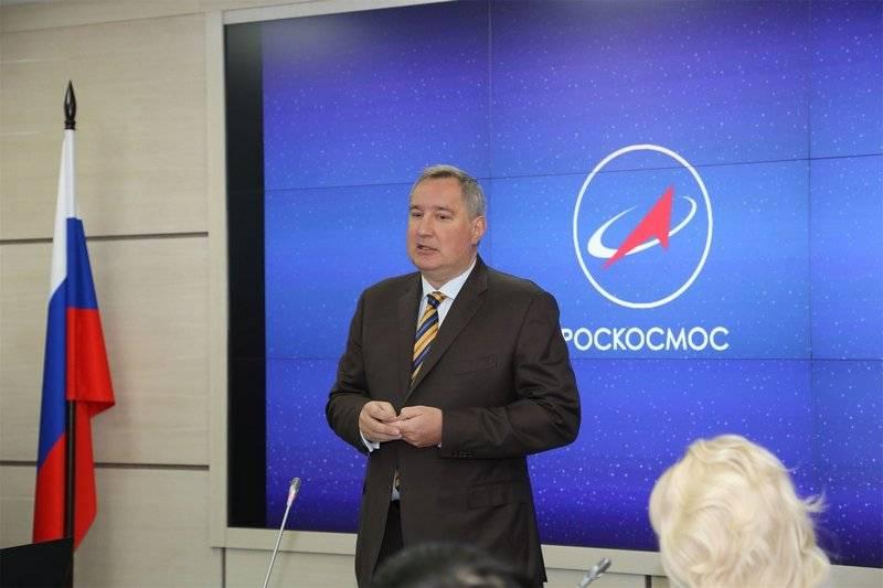 Рогозин: Россия не пойдет на условия США при строительстве околунной станции
