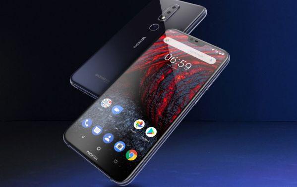 Смартфон Nokia 6.1 Plus представлен официально