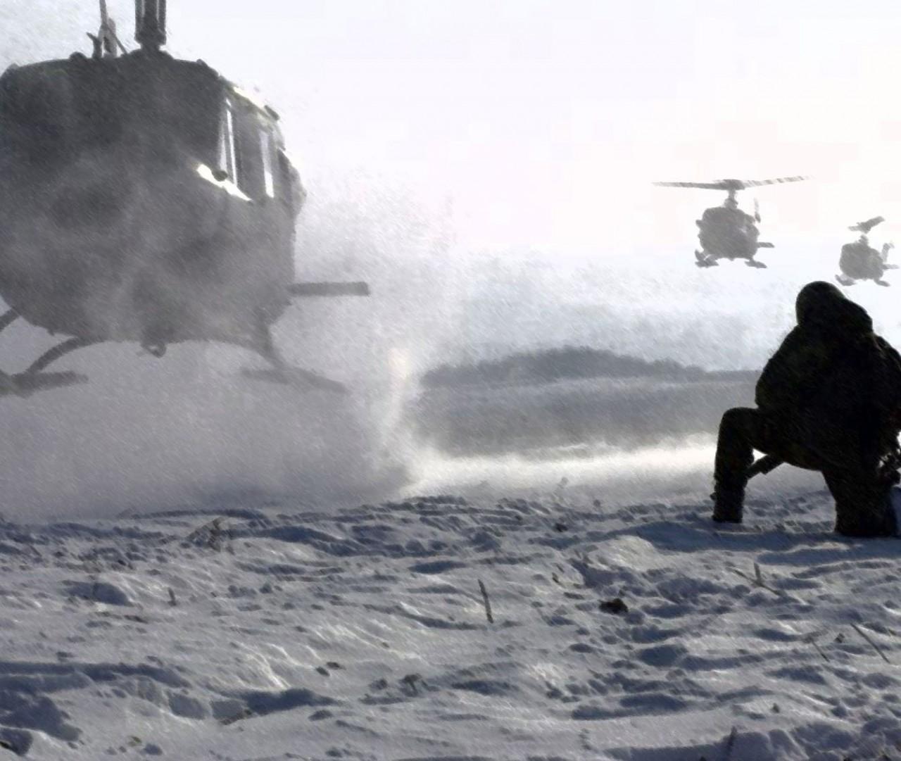 Новая холодная война: как армия США готовится к битвам в Арктике