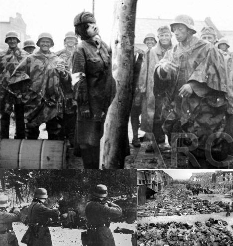 a personal view on the atrocities of the holocaust in world war ii The rape of nanking and the evil human experiments done by unit 731 usually come to mind when we think of japanese war crimes world war ii perpetrated.