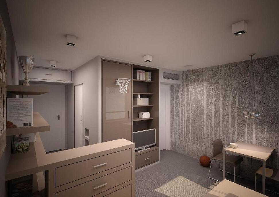 Микроквартиры - жильё будущего-6