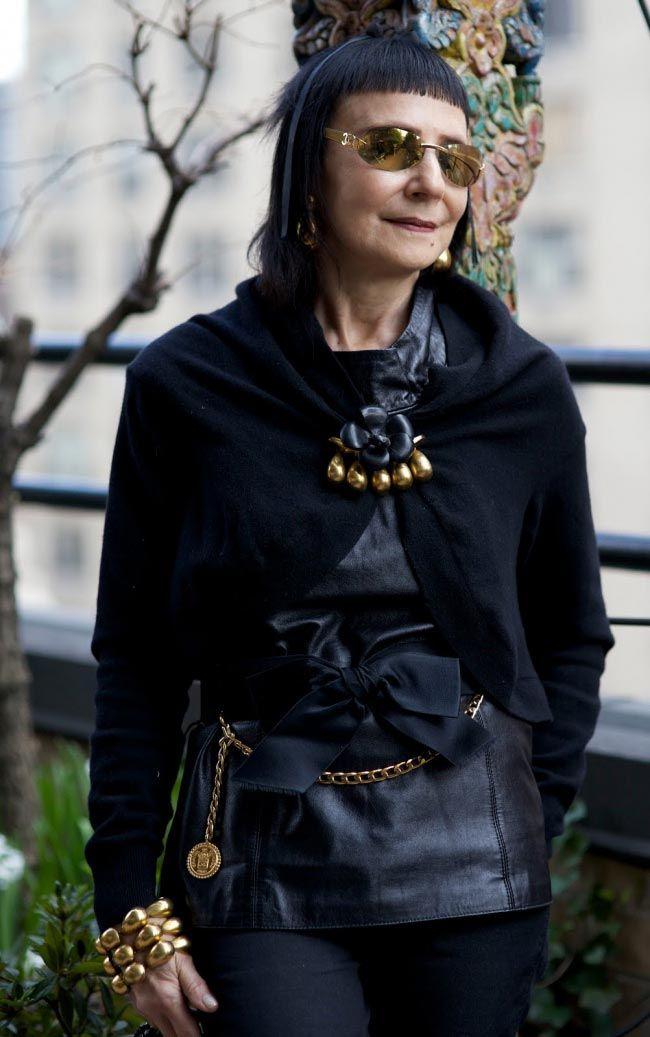Ари cет Коэн, Ari Seth Cohen, стильные женщины
