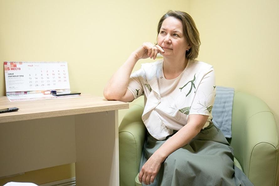 Руководитель Центра социально-психологической помощи пациентам организации «Вместе ради жизни» Юлия Аристова