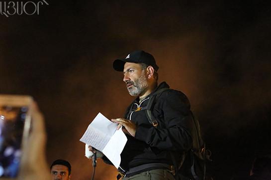Скоты грабящие народ дрогнули! Пашинян сделал за три дня в Армении больше, чем Порошенко за четыре года