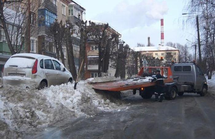 Мастерство парковки