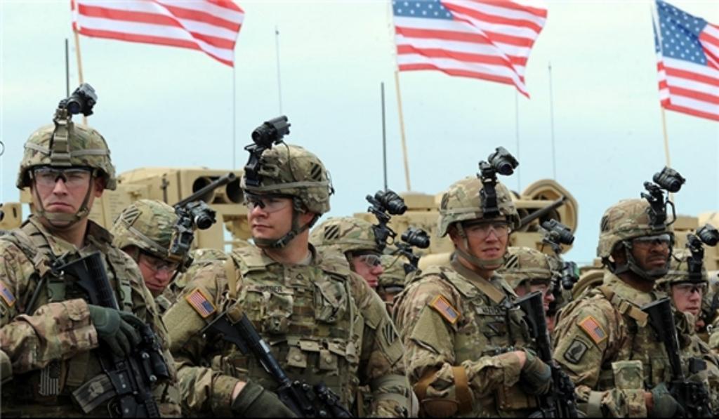 США готовят вооружённое втор…