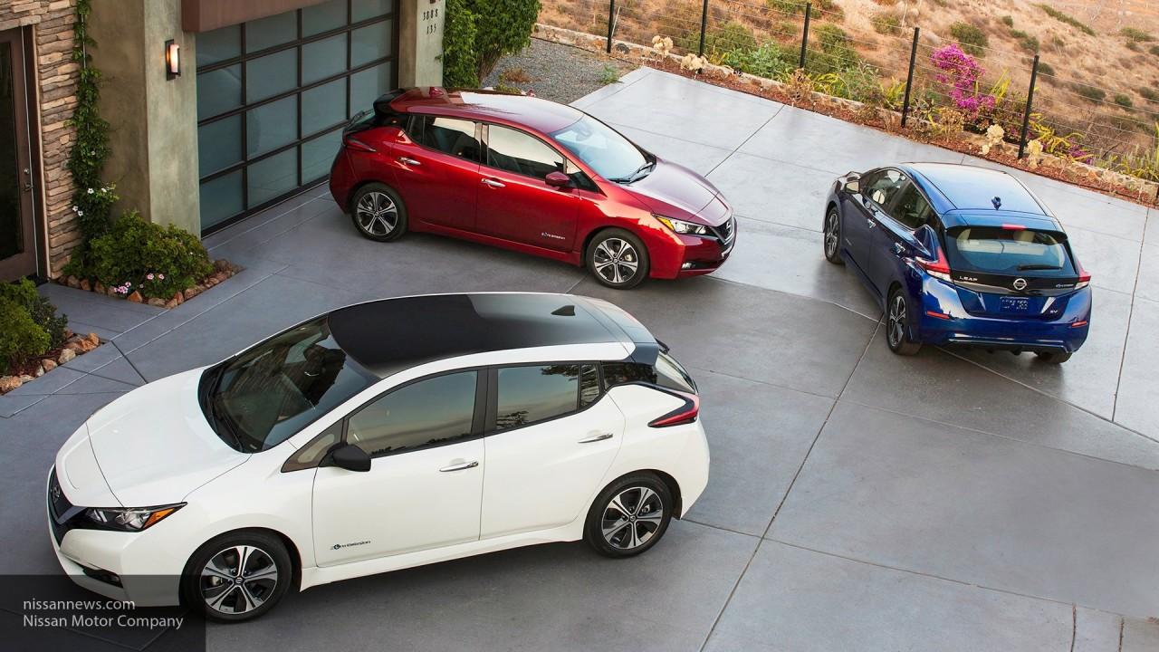 Компания Nissan запустит в серию новый электромобиль Leaf Nismo