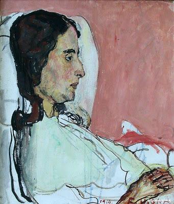Рисовальщик умирания