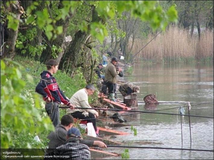 рыбалка в ростове в мае