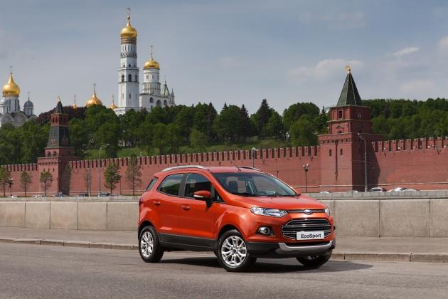 Ford Sollers на ММАС-2014: шесть российских премьер