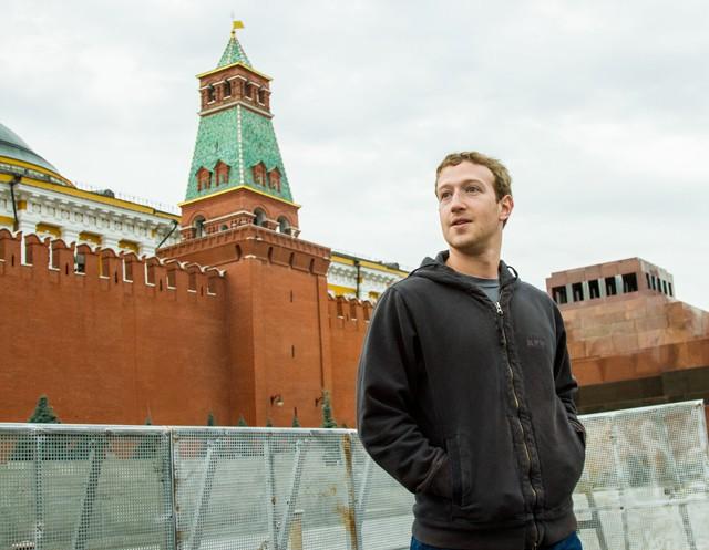 """С 1 января 2015 года """"Фейсбук"""" поделится персональными данными россиян без их разрешения"""