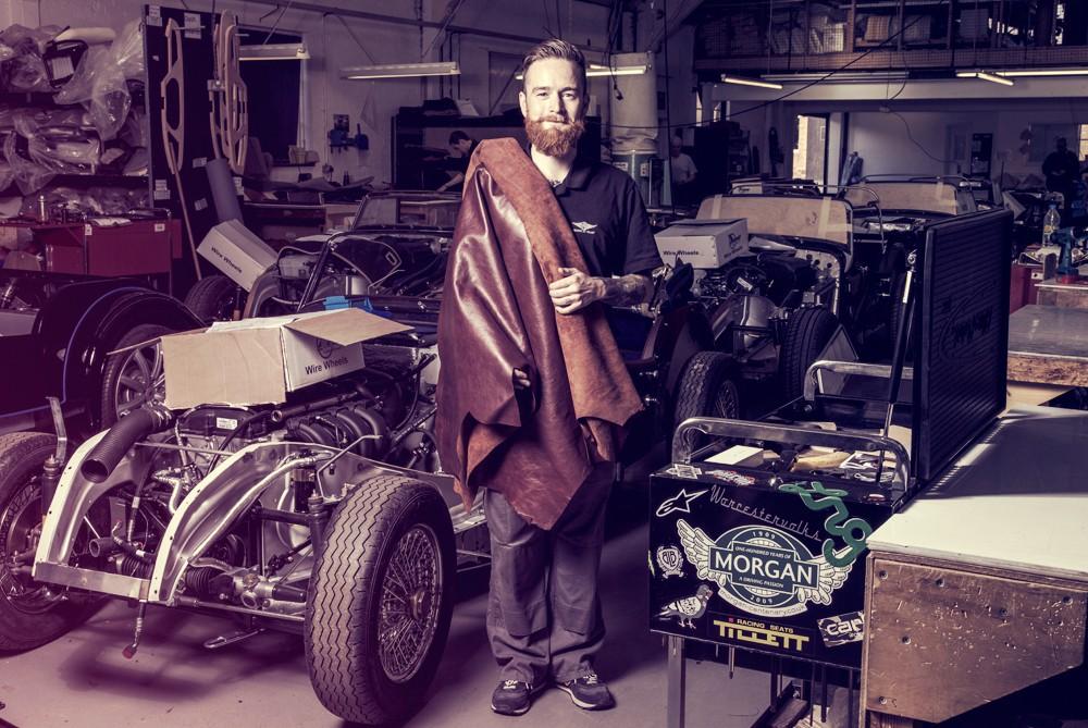 Мастера, которые могут создать Morgan вашей мечты morgan, авто, завод, производство