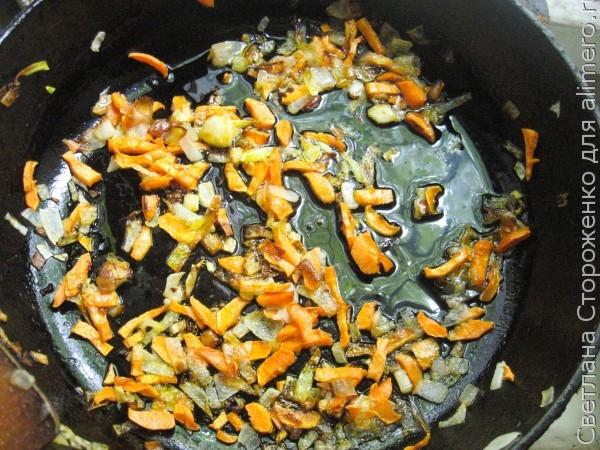 Салат с печенью говяжьей и морковью с фото