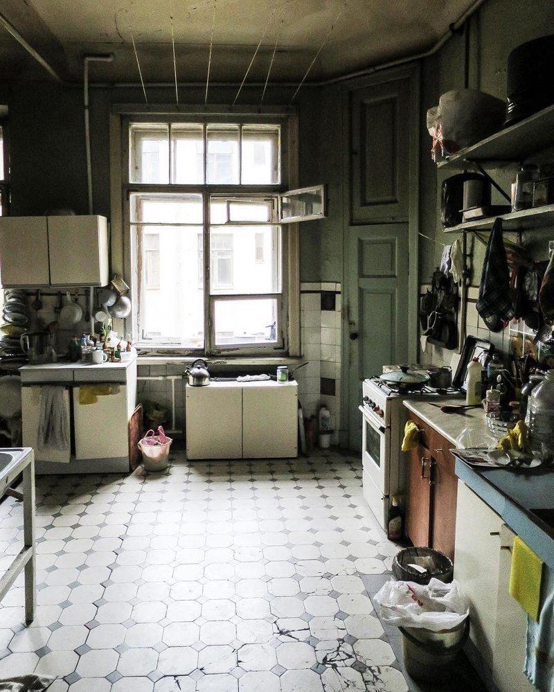 17. коммуналки, коммунальные квартиры, россия, советский быт, фото