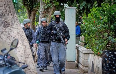 Полиция сообщила о трех жертвах стрельбы в Тель-Авиве