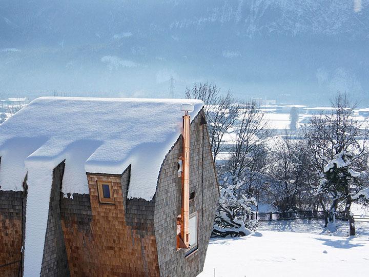 Weird house (альпи)